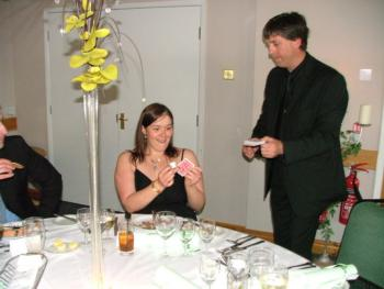 Bolton Magician,Chris Stickland, Professional Magician, Availabl