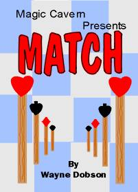 Match    By Wayne Dobson
