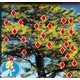 TREE of Diamonds  Bicycle cards