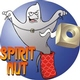 Spirit Nut - Brass