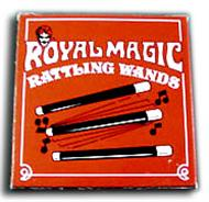ROYAL RATTLING WANDS