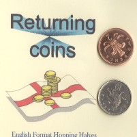 English Hopping Halves (Returning Coins)