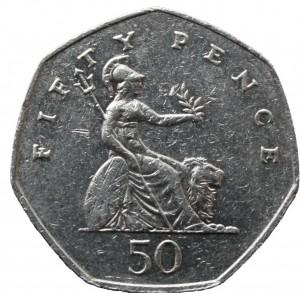 Double Tails  50p